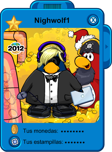 Player Card de Nighwolf1