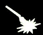 Laser-blanco